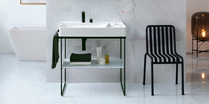 Duravit DuraSquare Freestanding Metal Console at xTWOstore