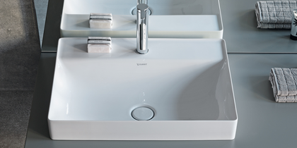 Duravit DuraSquare Washbasin at xTWOstore