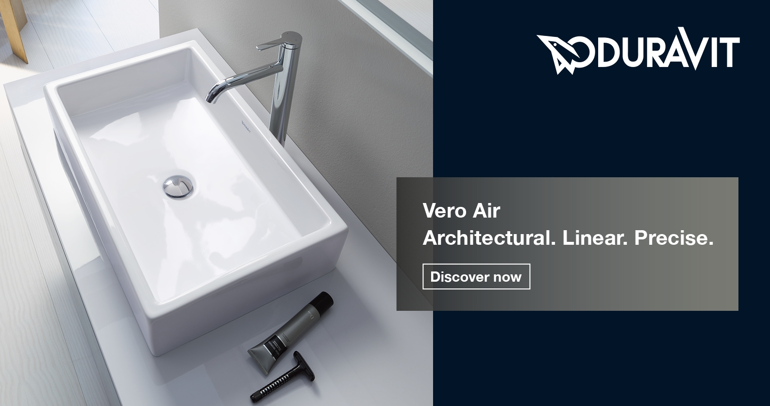 Discover the series DURAVIT Vero Air at xTWOstore