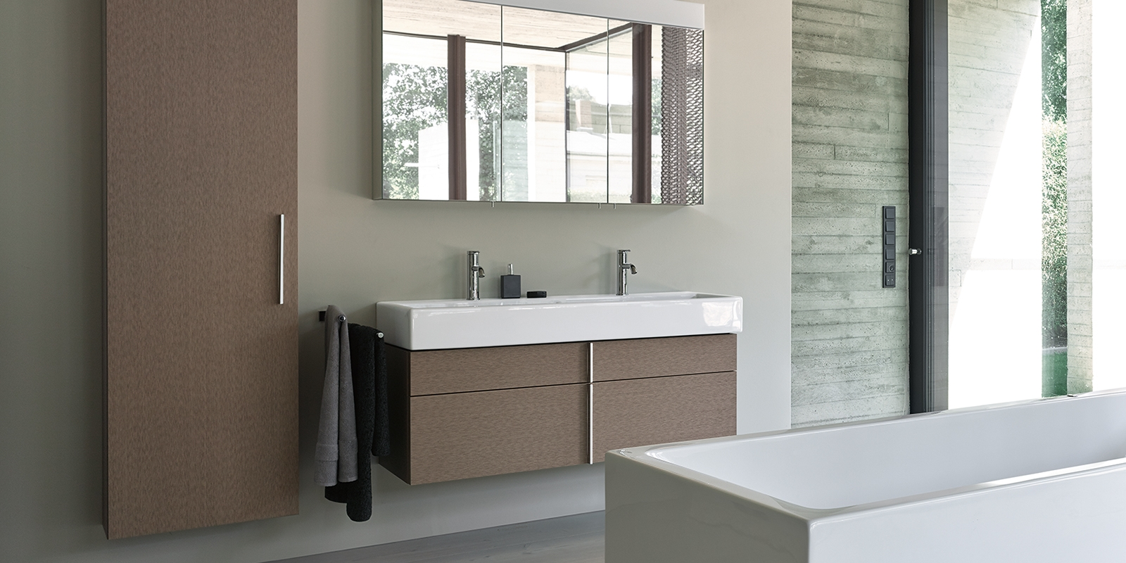 DURAVIT Vero Air Bathroom Furniture at xTWOstore