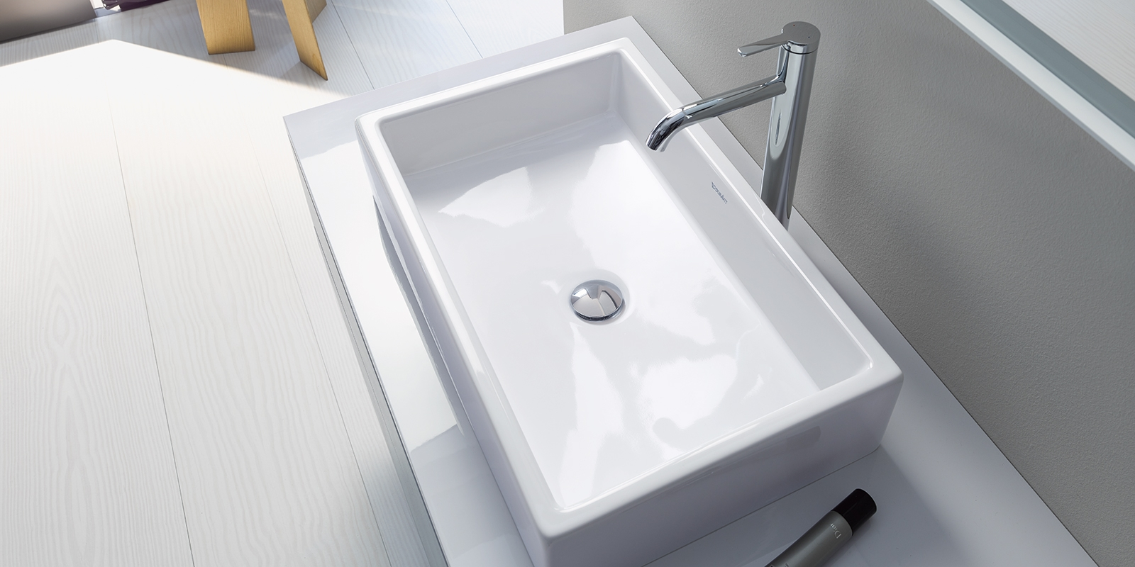 Duravit Vero Air Countertop Basins at xTWOstore