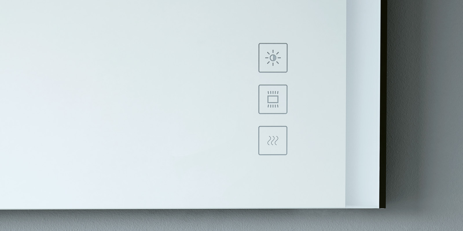 Duravit XViu Control Icons at xTWOstore