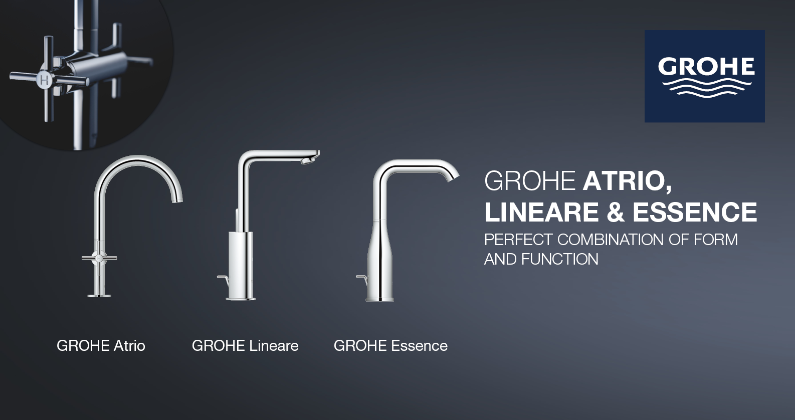 GROHE Top Series at xTWOstore