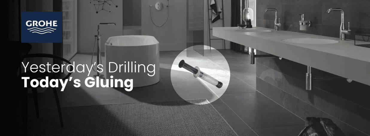 GROHE Accessories to glue at xTWOstore