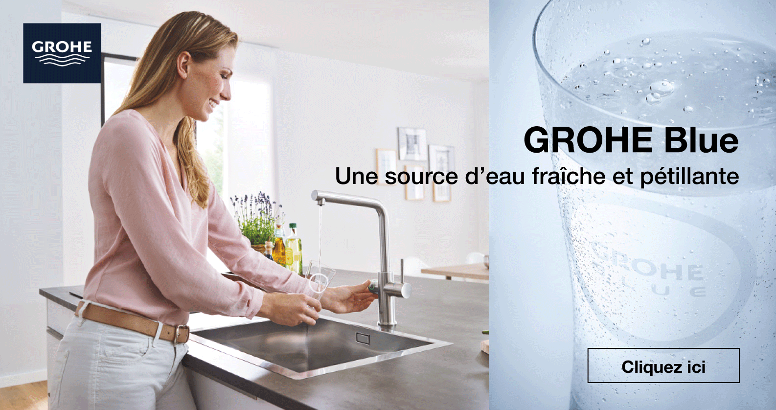 GROHE Blue chez xTWOstore