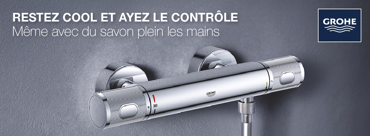 GROHE Grohtherm 1000 Performance chez xTWOstore