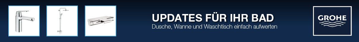 GROHE Updates füs Bad
