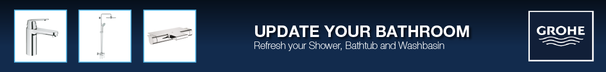 GROHE Bath Update