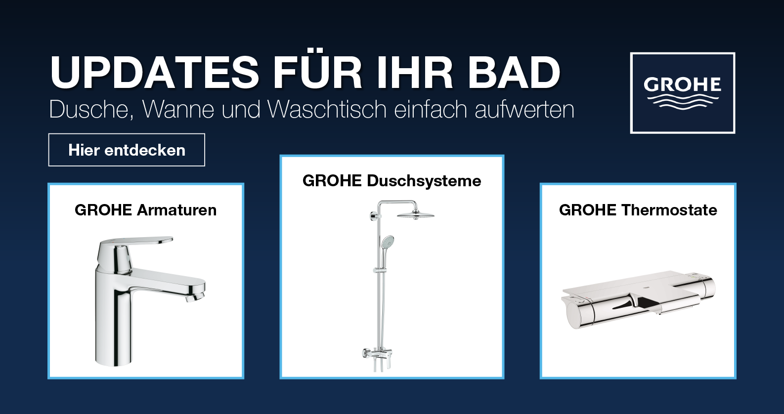 GROHE Aktion