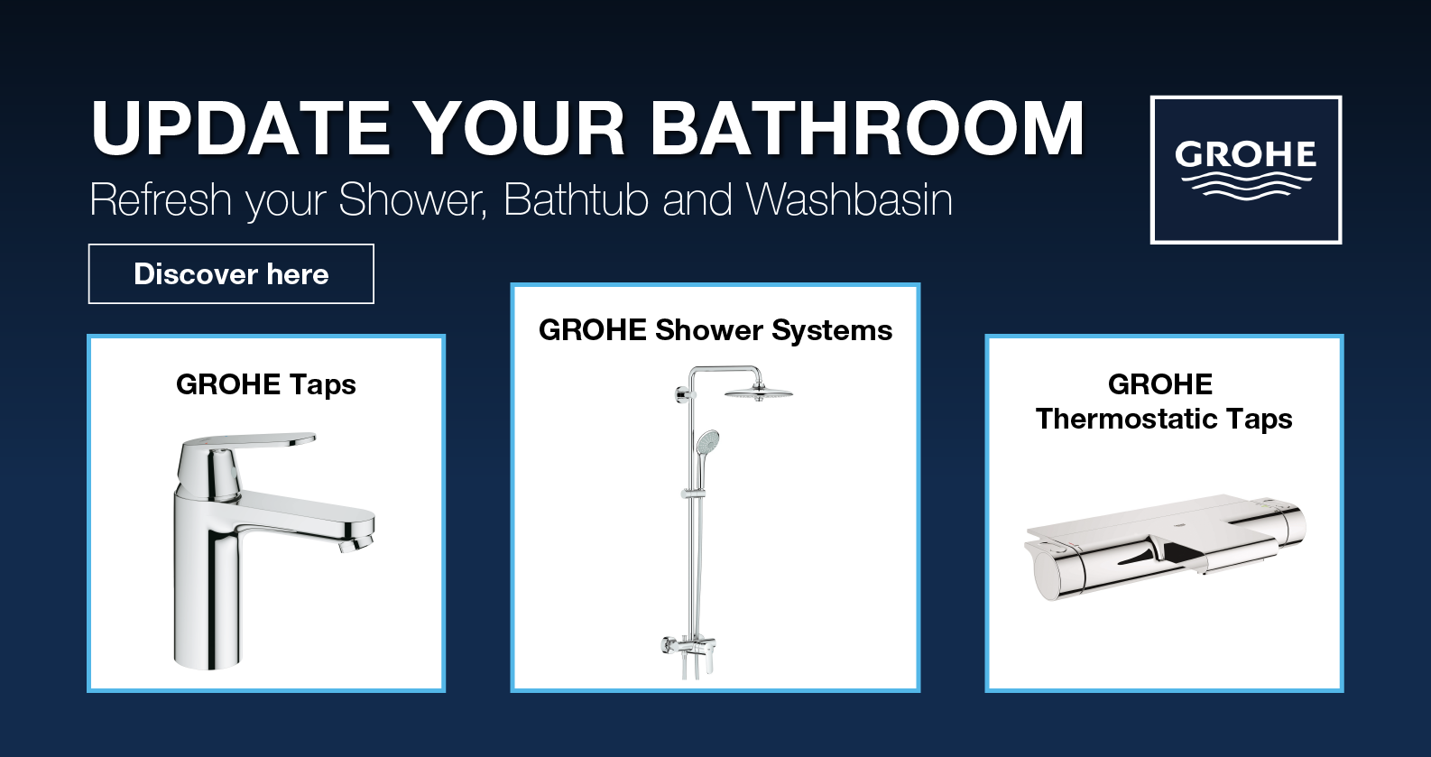 GROHE Promotion