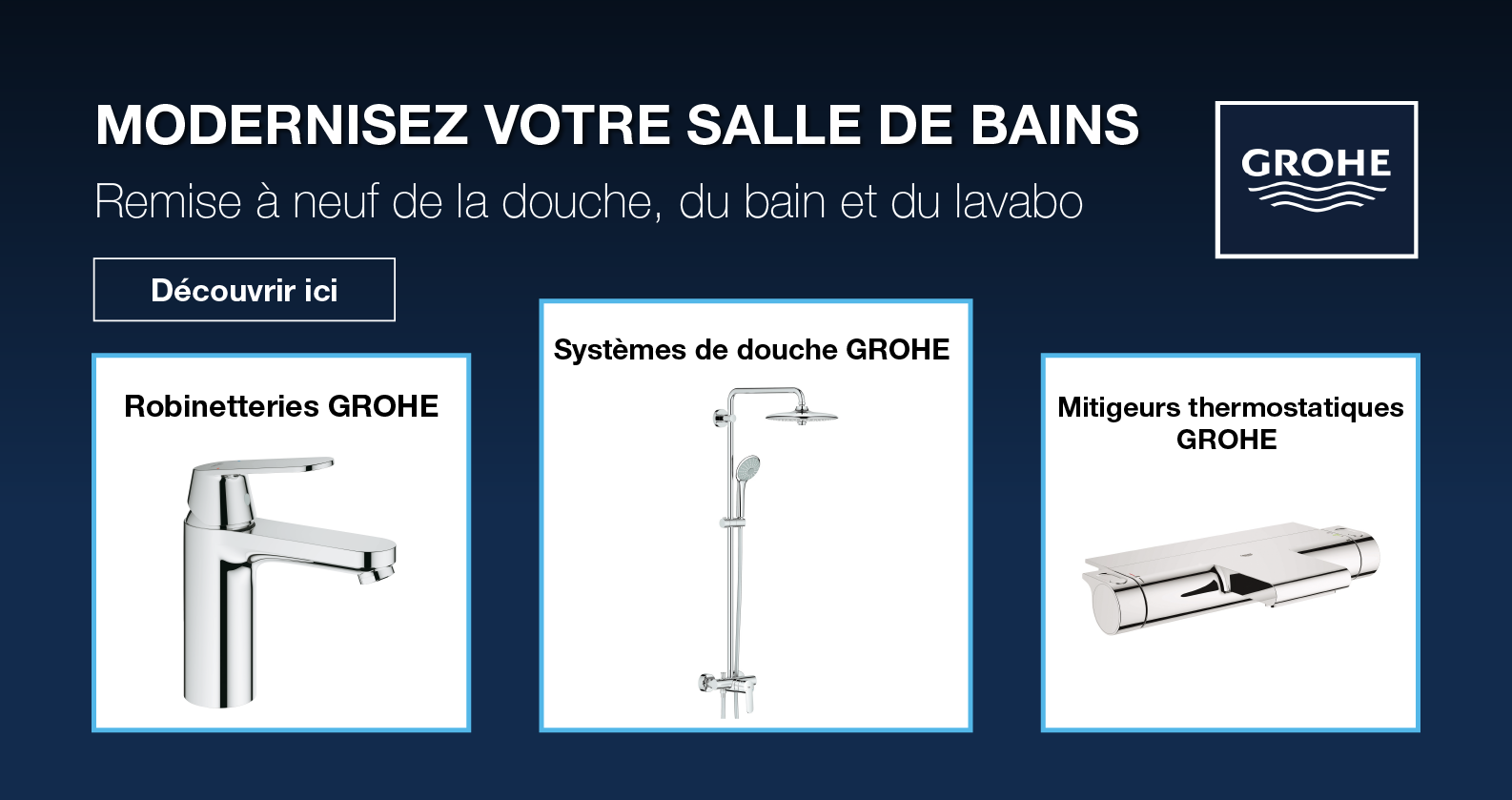 GROHE Promos