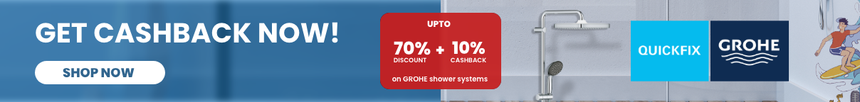 GROHE Shower Systems - Energy for Life at xTWOstore