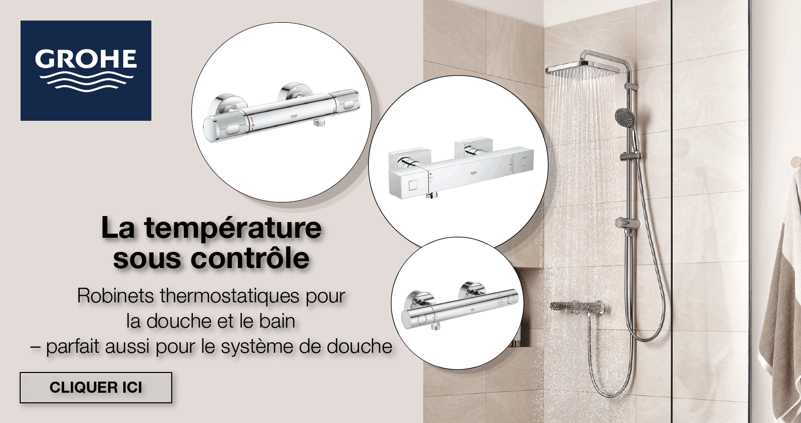 GROHE Promos chez xTWOstore