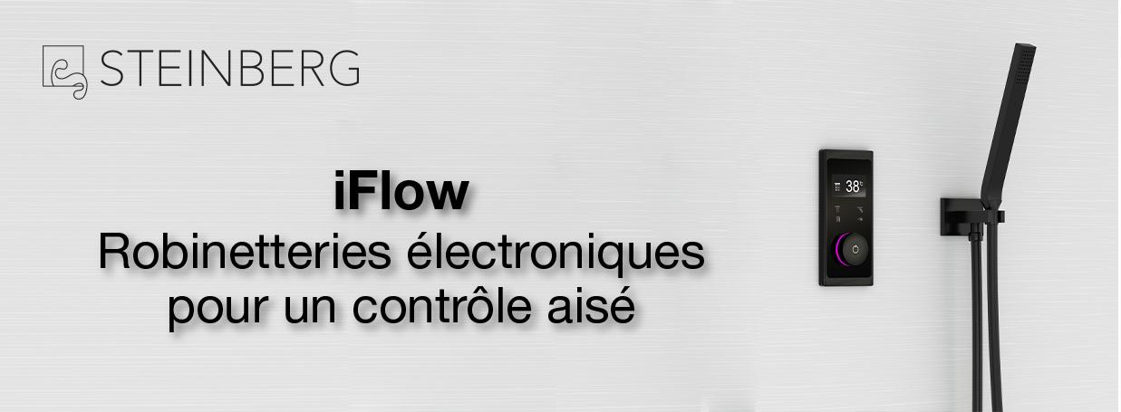 Steinberg Series 390 iFlow chez xTWOstore