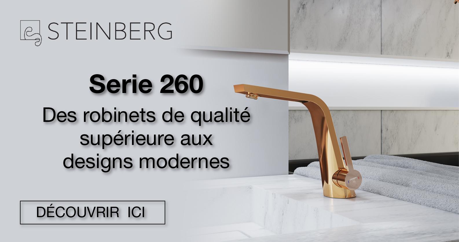 Steinberg Serie 260 chez xTWOstore