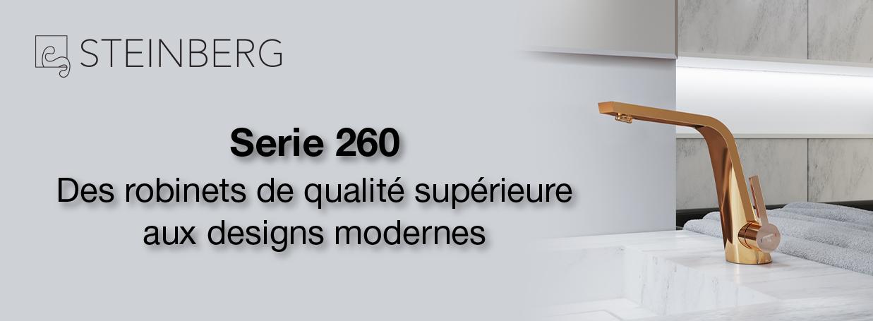 Steinberg Series 260 chez xTWOstore