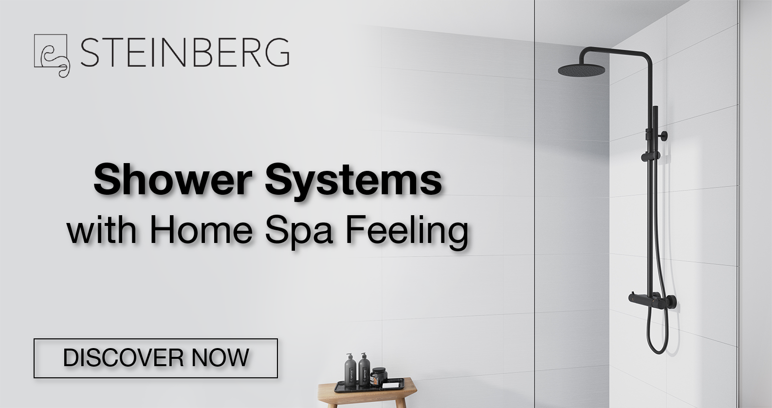 Steinberg Shower Systems at xTWOstore
