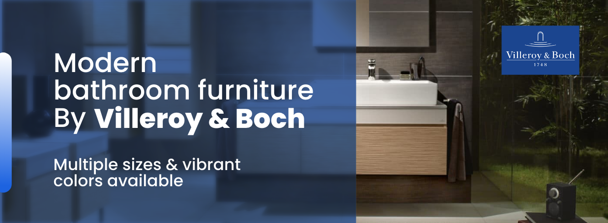Villeroy & Boch Bathroom Furniture at xTWOstore