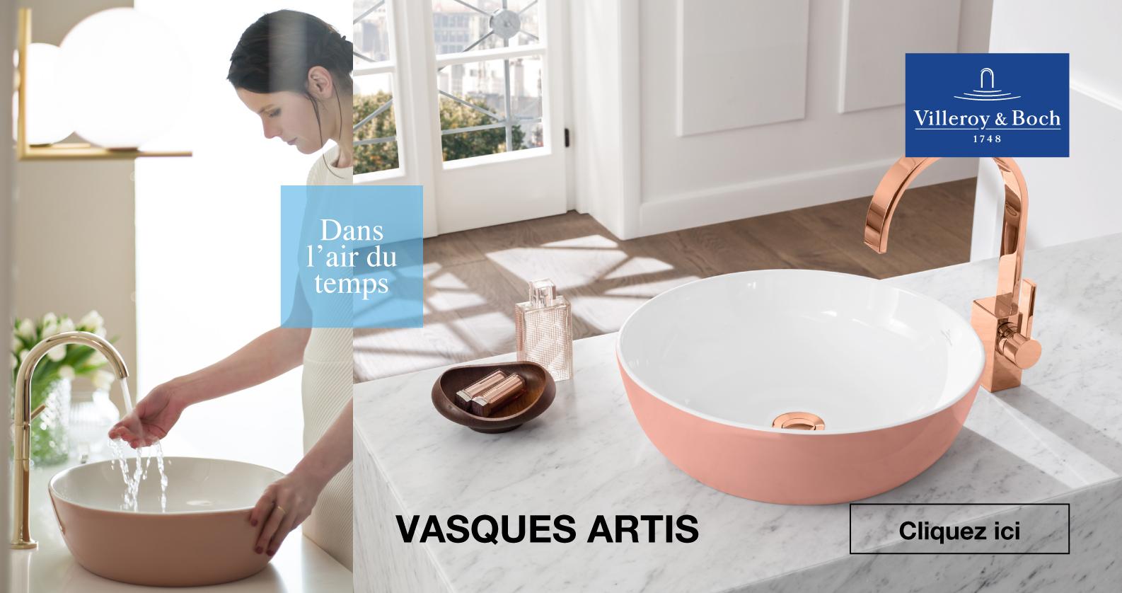 Villeroy & Boch Vasques Artis