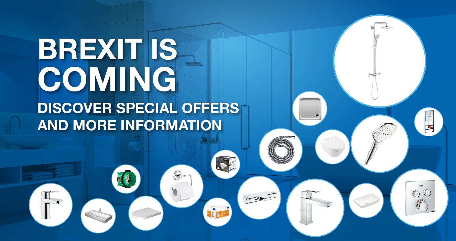 Brexit Infopage at xTWOstore