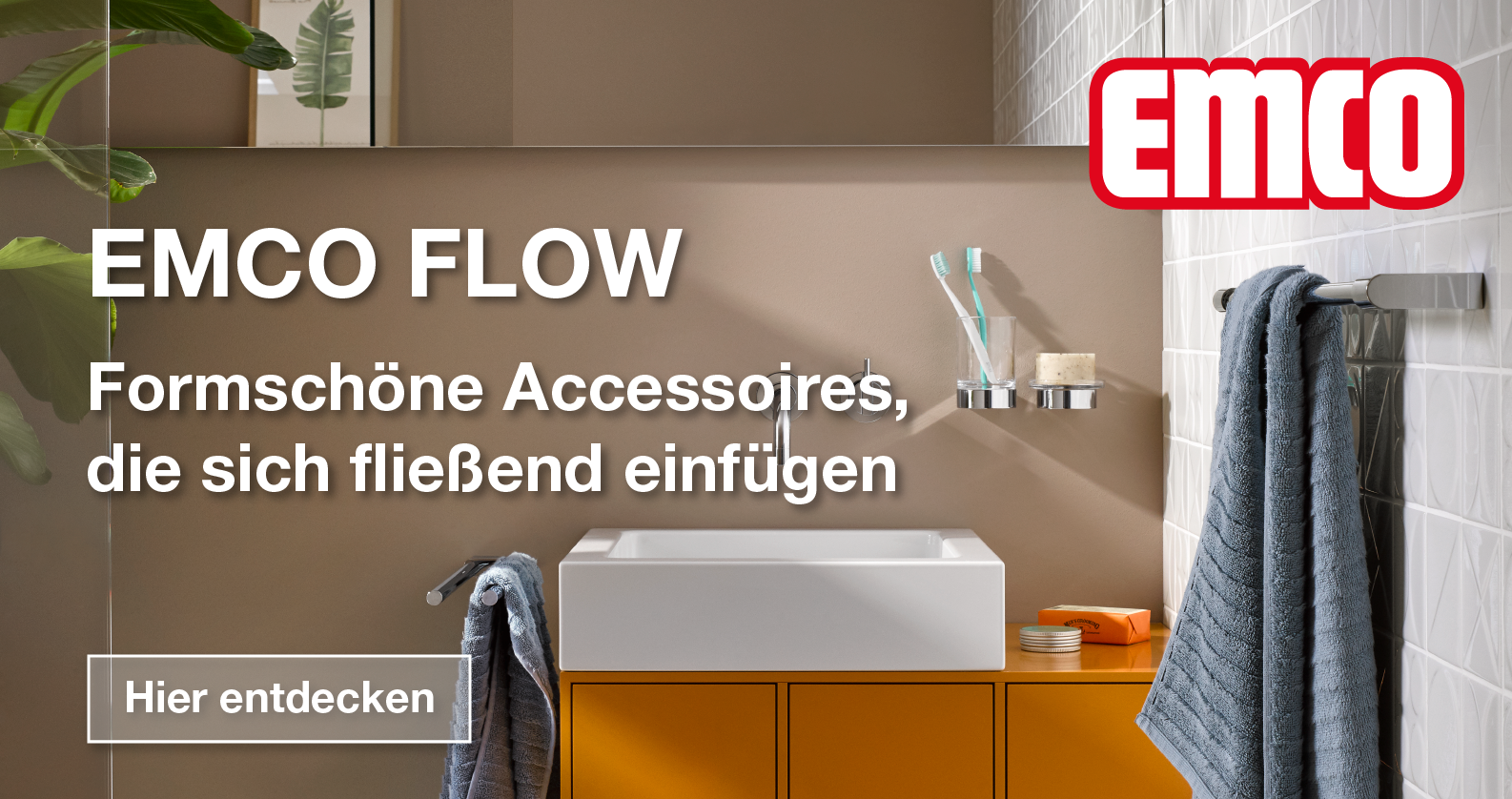 EMCO Flow Accessoires bei xTWOstore entdecken