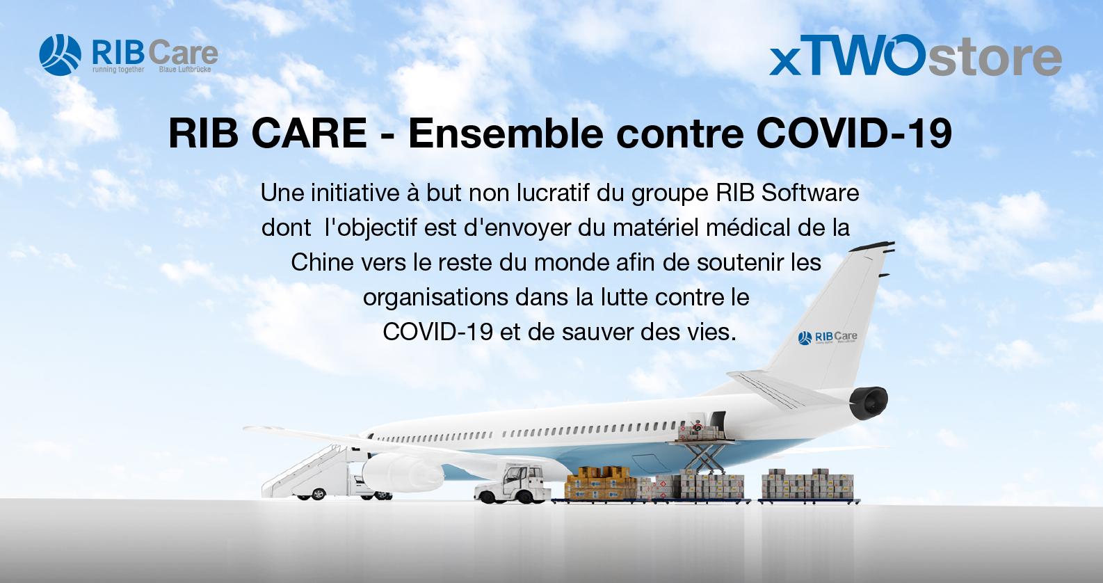 RIB Care - fournitures médicales essentielles chez xTWOstore