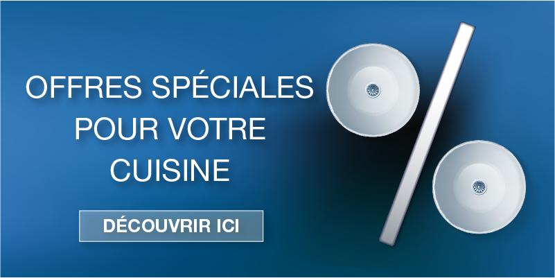 Offres spéciales cuisines chez xTWOstore