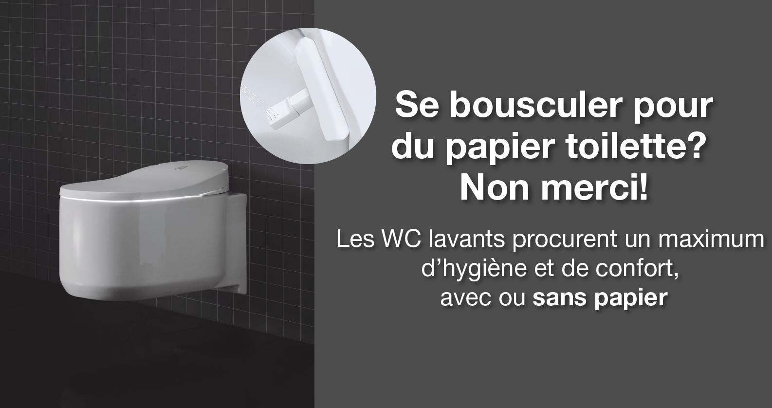 WC lavants chez xTWOstore