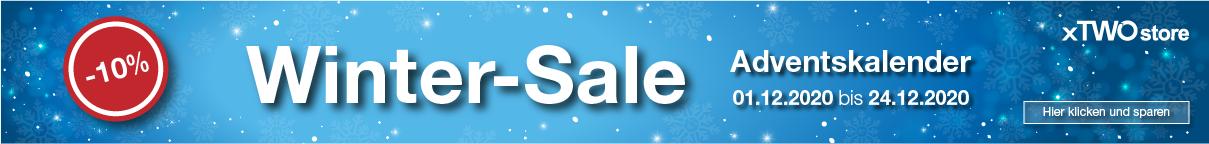 Winter Sale bei xTWOstore