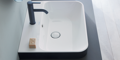Happy D.2 Plus countertop washbasin from Duravit