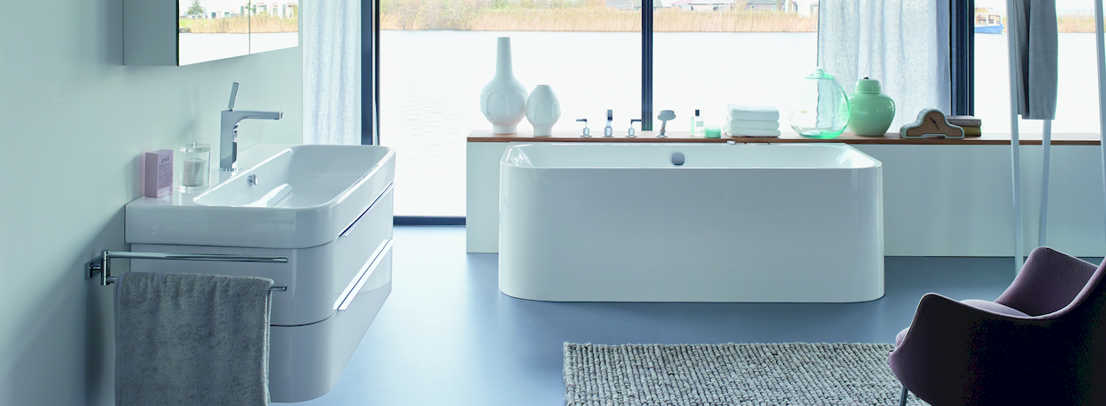 Duravit Happy D.2 chez xTWO