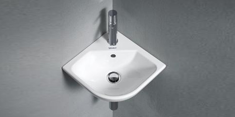 Duravit Me by Starck Corner Hand Basin at xTWOstore