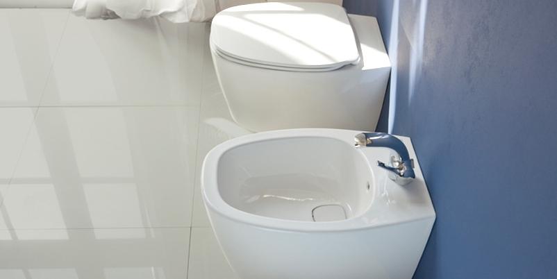 Ideal Standard DEA WC und Bidet