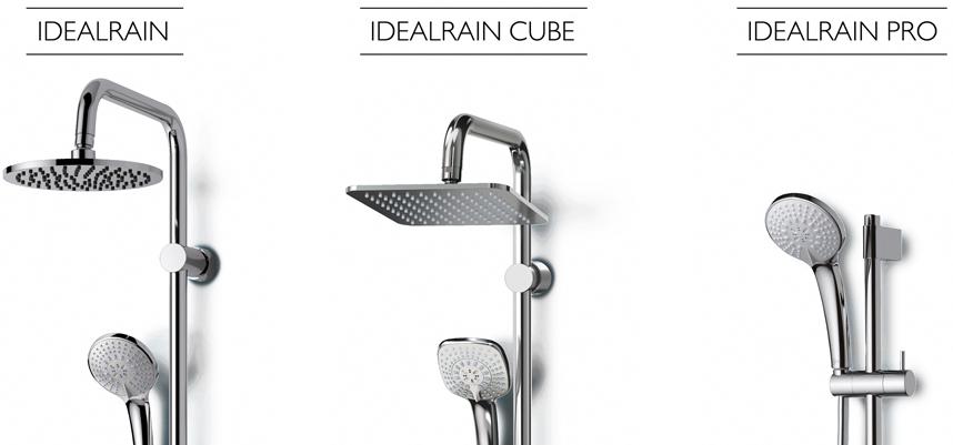Ideal Standard Idealrain Übersicht
