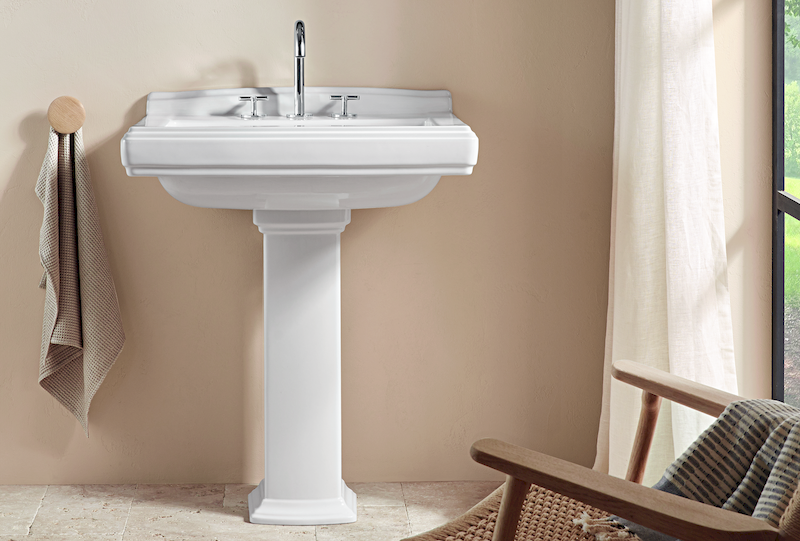 Hommage Villeroy & Boch - Washbasin with column at xTWOstoree