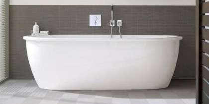 Duravit Darling New Freestanding Bathtub at xTWOstore