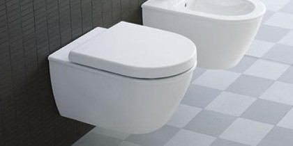 Duravit Darling New WC and Bidet at xTWOstore