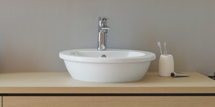 Duravit Darling New Washbasin at xTWOstore