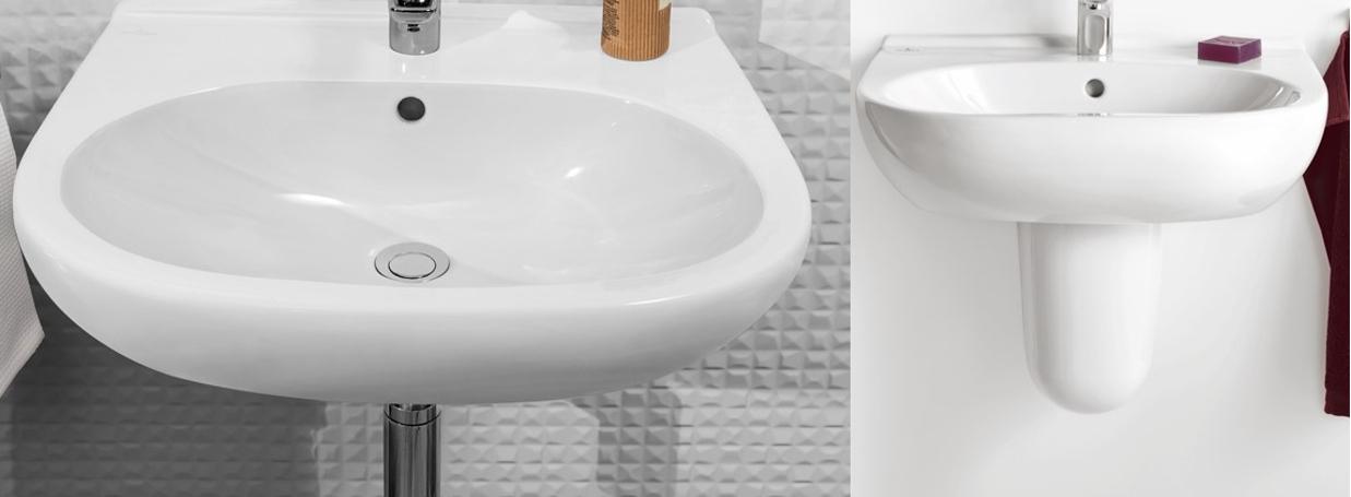 Standard washbasins