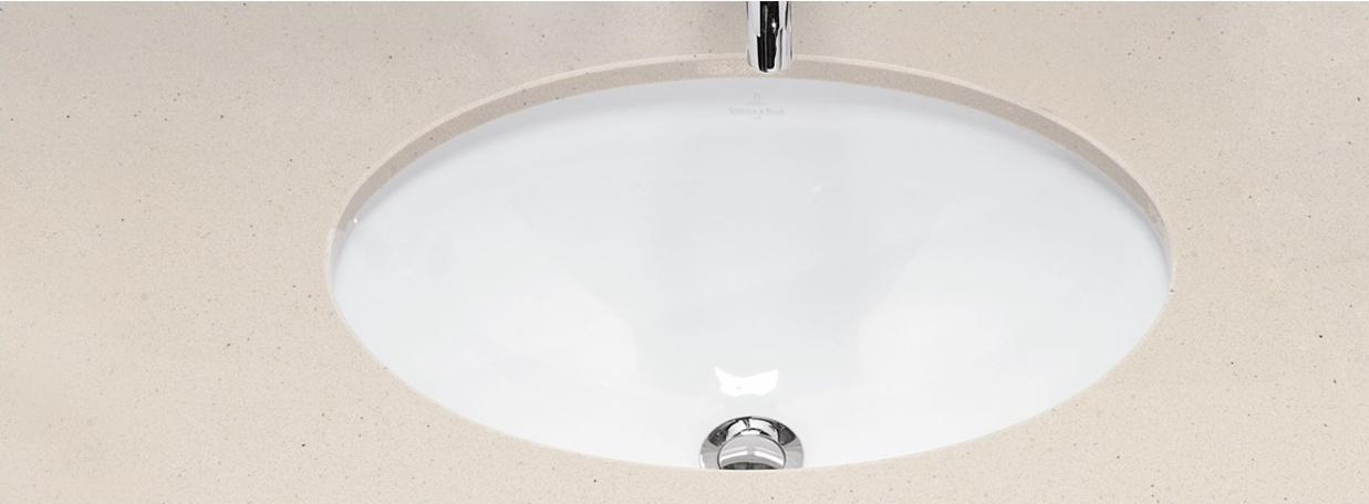 Undercounter washbasins