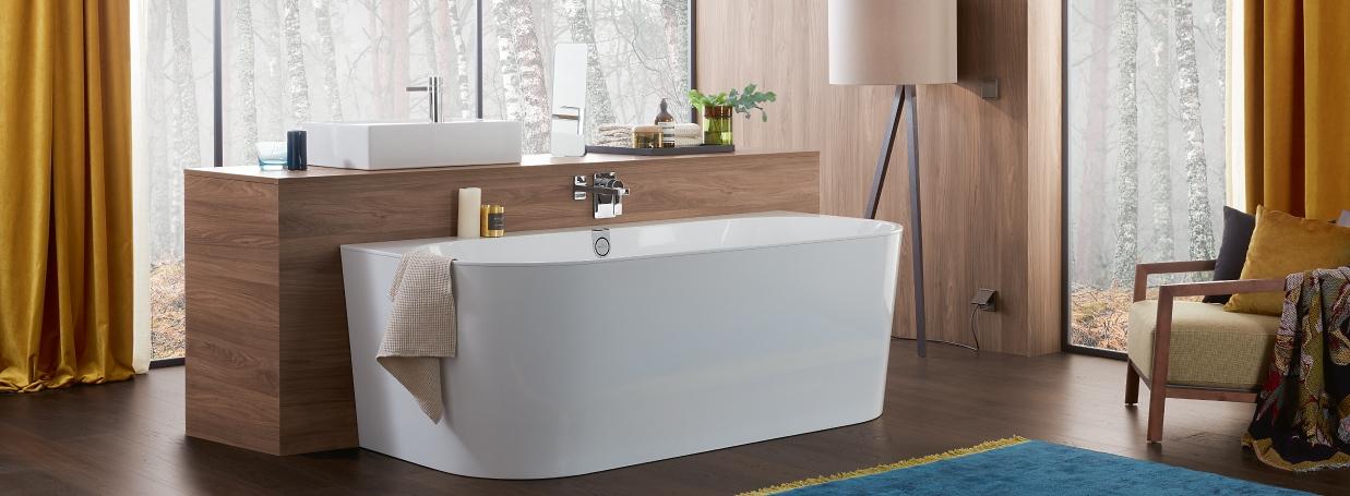 Villeroy & Boch bathtub Oberon 2.0