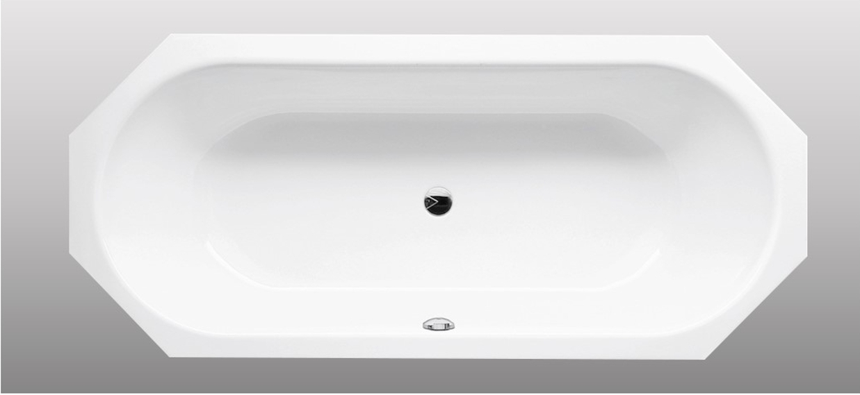 Octagonal bathtubs