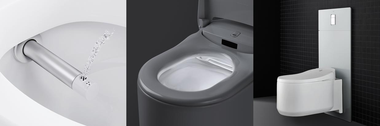 WCs-lavants de GROHE