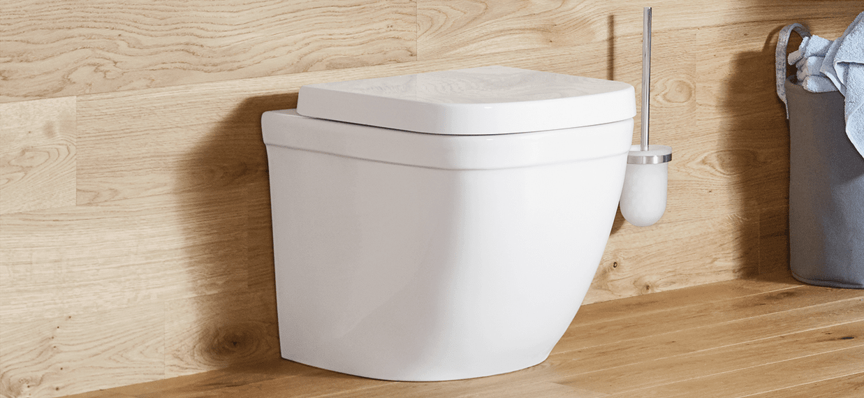 WCs à poser pour réservoir encastré de GROHE