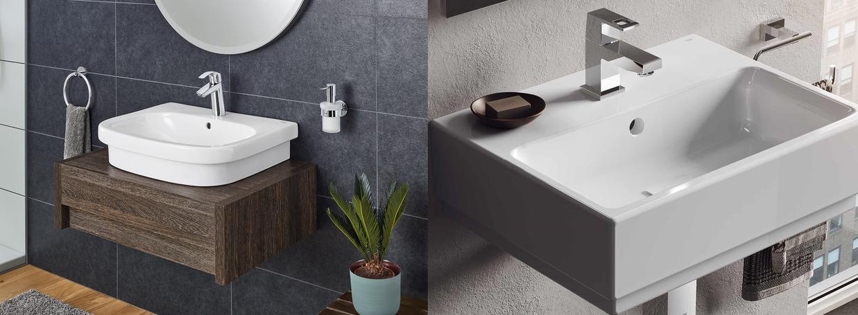 Washbasins GROHE
