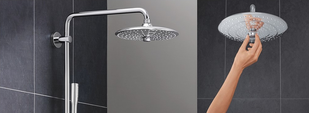 Grohe head shower Euphoria 260