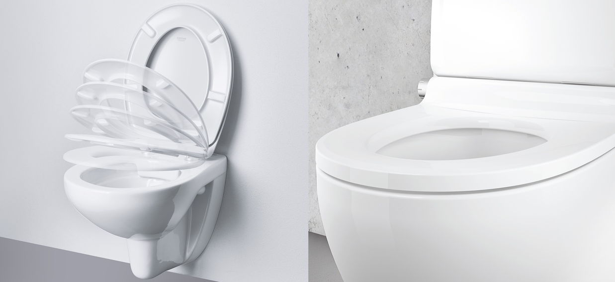 Toilet Seats from GROHE