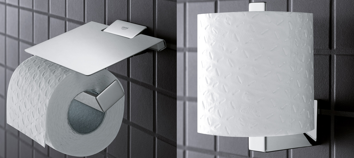 Toilet Roll Holder from GROHE