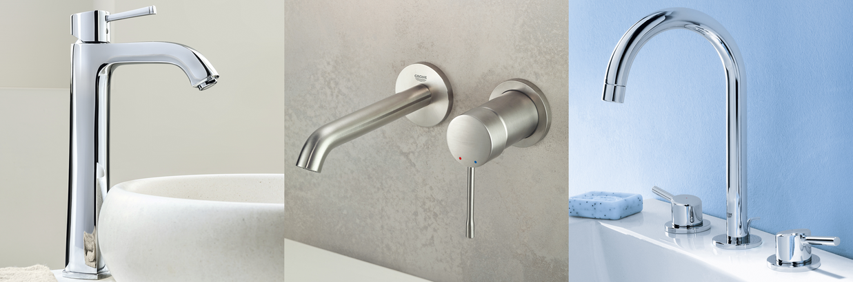 GROHE Basin Taps