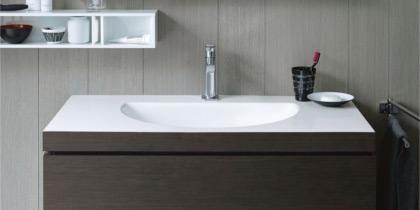 Vasque avec meuble c-bonded Duravit Darling New